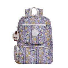 Dawson Laptop Backpack - Floral Chain