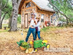 How the Westons of Sonora are building their family's future in the soil of Blue Oak Farm.