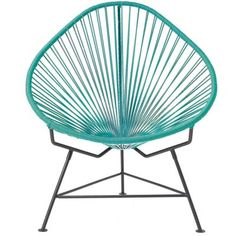 Acapulco Chairs Innit Designs | surprisingly comfortable chairs based on Mexican hammock design