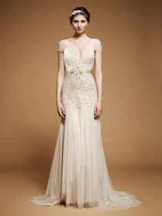 The Wedding Scoop Spotlight: Short Sleeve Wedding Dresses