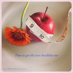 New Me, To Loose, Loose Weight, Just Go, Weight Loss, Apple, Fruit, Healthy, House