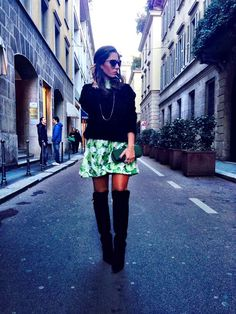 get the look + versace por Fashion Hall | Fashion Hall em março 7, 2014