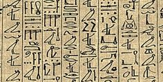 Egyptians used a numerals system based on 10.
