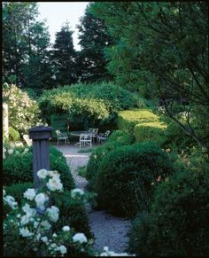 A house and garden grow together, with some strategic planning by their owner, Page Dickey, in upstate New York.