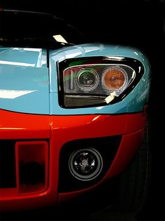 2006 Ford GT Heritage Limited Edition. @designerwallace