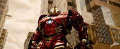 Avengers:Age of Ultron - Iron Man Hulkbuster Armor by Fgore on deviantART http://fgore.deviantart.com/art/Avengers-Age-of-Ultron-Iron-Man-Hulkbuster-Armor-494113135