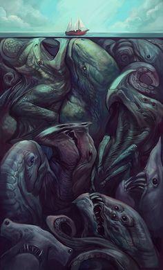 Lovecraft vs Stephen King y la herencia del terror que ya nadie comprende