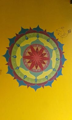 ♥ 5 - 170cm de Mandala