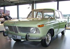 The BMW1500 from 1963.