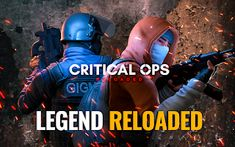Critical Ops Reloaded 1.0.6. Mod Full Version - FIBMAN Create Your Avatar, C Ops, Free Android Games, Typing Games, First Person Shooter, Pvp, Sound Of Music, Star Citizen, Teamwork