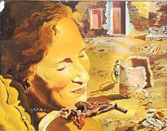 Salvador Dali Wife Paintings |