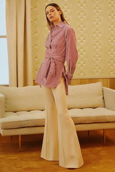 Khaite Resort 2018 Fashion Show Collection
