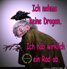 lustiges Bild 'Ich nehme keine Drogen.jpg' von Nogula. Eine von 14329 Dateien in der Kategorie 'witzige Bilder' auf FUNPOT.