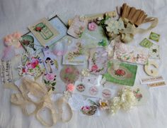 Scrappy Shabby Kit by TeacupAndRoses on Etsy, $10.00