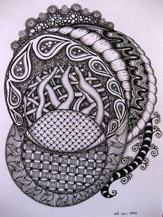 Scrapper's Delight: The Amazing World of Zentangles