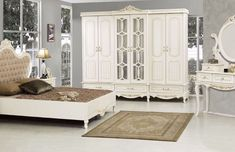 White Bedroom Furniture, Home Decor, Decorating, Bedroom, Decor, Decoration Home, Decoration, Room Decor, Decorations