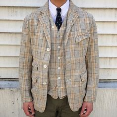 Another Asian Hipster (Engineered Garments SS 2015 Andover Jacket - C/L...)