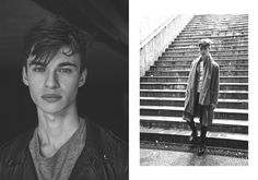 Antoine #blackandwhite #portrait #youngmen #model #scout #urban #daylight #hugomapelli #hugoinsta