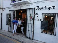 Boutique Art E Perlas en Altea, Alicante. Boutique, Altea, Alicante, Black Pearls, Black, Boutiques