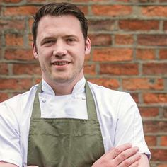 Great British Menu Star and head chef at Black Swan at Oldstead, Tommy Banks, has created some fab entertaining recipes Tommy Banks Chef, Great British Menu, Dinner Party Menu, Chef Recipes, Food And Drink, Entertaining, Rock Bands, Funny