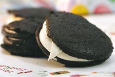Whoopie Pie - fun to make and bowls to lick.