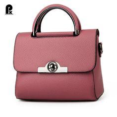 1a116cedea91 2016 fashion brand Women Messenger Bag Crossbody bags leather PU Soft small bag  Shoulder Bags clutches