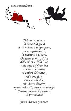 poesia di Juan Ramon Jmenez