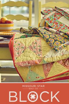 Gorgeous photos and quilting inspiration including 10 patterns! I can't believe this magazine is only $5.99!