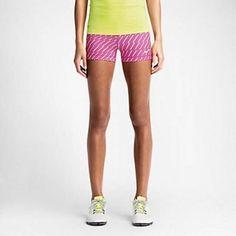 Nike S Regular Size Shorts for Women Bolt 2, Nike Pro Combat, Nike Store, Nike Pros, New Woman, Printed Shorts, Nike Women, Casual Shorts, Best Deals