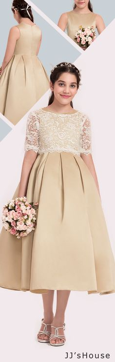 Cute and lovely junior bridesmaid dress!  #JJsHouse #Junior #Bridesmaid