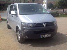 Volkswagen Transporter City Van Satılık Transporter 2.0 Tdı 180Hp 51 Dizel