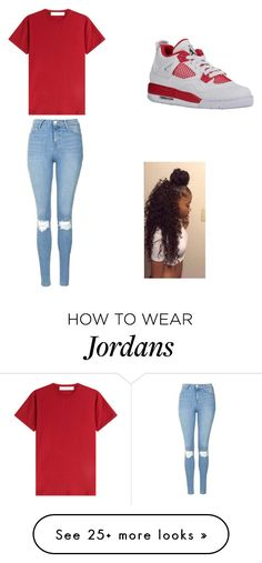 """Untitled #111"" by diamond-shoats on Polyvore featuring dVb Victoria Beckham and Topshop"