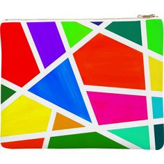 Shop 5668 Neoprene Clutch by THE GRIFFIN PASSANT STREETWEAR (STREETWEAR) | Print All Over Me