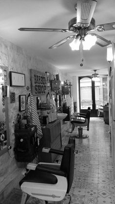 Alex Haircut's Barbershop, 21 rue Rodier, Pigalie, 75009 Paris, France. Opened in 2011.