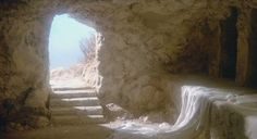 He is not here; he has risen, just as he said. Come and see the place where he lay. Matthew 28:6