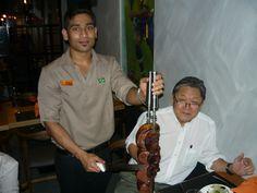 Samba Brazilian Restaurant at Avenue K opposite KLCC.