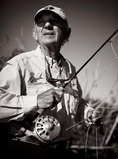 The Man Who Changed Fly Fishing Forever – Garden & Gun Fly Fishing Tips, Best Fishing, Fishing Reels, Fishing Lures, Fishing Boots, Fishing Basics, Fishing Tricks, Fishing Stuff, Ice Fishing