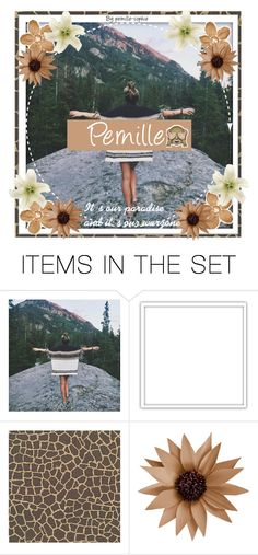 """""""Icon #3"""" by pernille-sophie ❤ liked on Polyvore featuring art"""