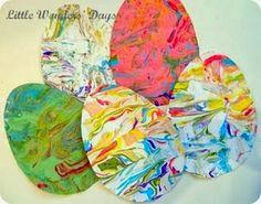 OVOS DA PÁSCOA COM CREME DE BARBEAR                                                                http://littlewondersdays.blogspot.pt/201...