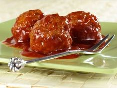 Grape Jelly Meatball Recipes from /www.buzzle.com  Good for the holidays.