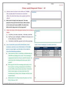 USA Time Zones Worksheet Time Zones And Geography - Different time zones in usa