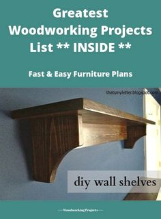 Beginning woodworking projects plans and diy epoxy wood projects. Tip 8580 Wood Projects For Beginners, Diy Wood Projects, Fun Projects, Woodworking Skills, Woodworking Projects Plans, Wooden Floating Shelves, Hardwood Plywood, Diy Epoxy, Drilling Machine