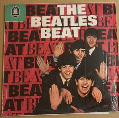 Very nice copy of the Beatles Beat, German cover LP, French contract pressing, year unknown . Vinyl is in very good condition with minor paper scuffs and plays well. Jacket is in very good condition with shelf/edge wear and is still in its original shrink wrap (not sealed). Original inner sleeve. The Beatles – The Beatles Beat Label:Odeon – 1C 072-04 363 Format:Vinyl, LP, Compilation Country:Germany   Genre:Rock Style:Beat Tracklist: She Loves You Thank You Girl From Me To You Ill Get ...