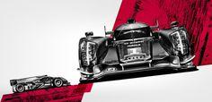 International campaign platform for Audi Motorsport. Audi Motorsport, Car Photographers, Audi Sport, Professional Photographer, Automobile, Racing, Le Mans, Cars, Design