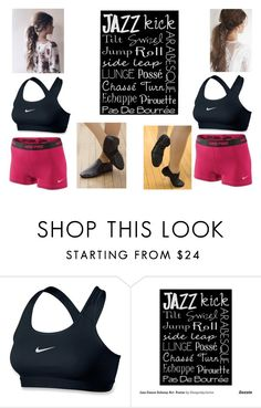 """""""Untitled #3532"""" by loopyloser ❤ liked on Polyvore featuring NIKE"""
