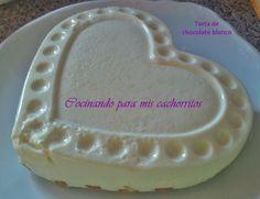 Esta #tarta de #chocolate #blanco no necesita horno, es perfecta para las celebraciones de verano. #sinhorno http://blgs.co/macrvT