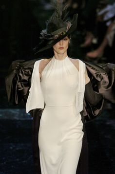 Gaultier Paris Fall 2004 Couture