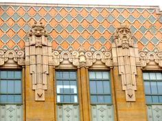 The Guardian Building, by Corrado Parducci