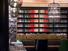 New book bar on Mission & 3rd in SF - novela!