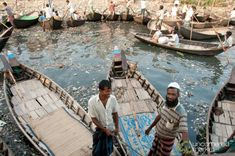 Bangladesh Travel, Boats in Dhaka